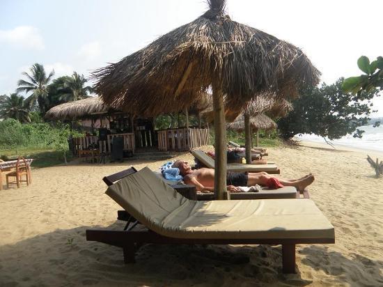 Hotel Costa Blanca: Repos et calme absolu et bien merité
