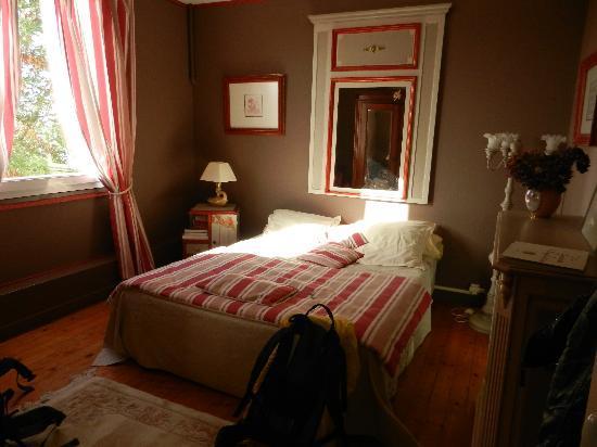 Villa Saint Corentin : Schlafzimmer