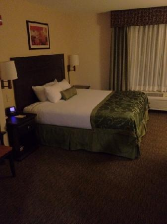 Holiday Inn Express Oro Valley - Tucson North: bed
