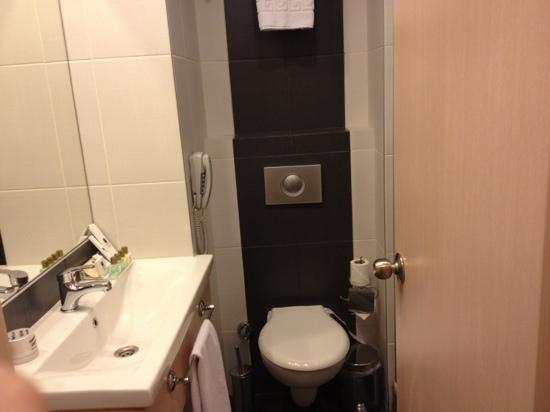 Kordon Otel Alsancak: WC