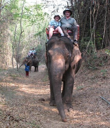 แคมป์ช้างวังโพ