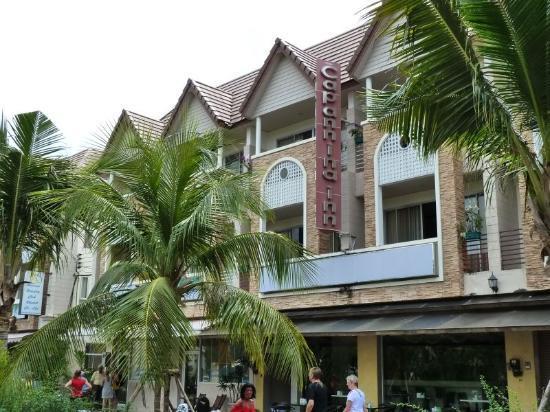 Capannina Inn: fronte hotel