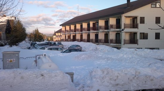 hotel magara febb.2012