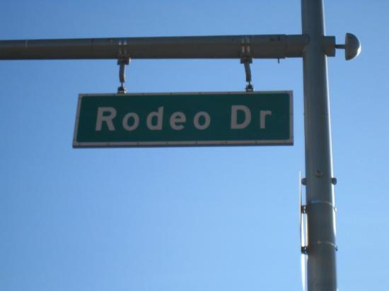 Il Negozio Di Versace In Via Rodeo Picture Of Rodeo
