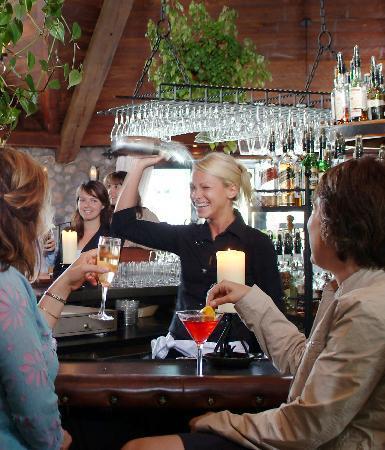 La Forge Bistro-Bar & Grill: Grill of la Forge
