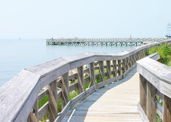 Cape charles beach all you need to know before you go for Fishing piers in va