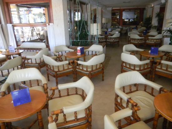 Hotel Ceferino: Lounge