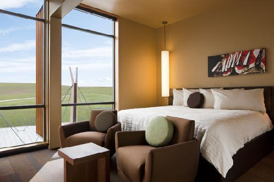 Coeur D'Alene Casino Resort Hotel: Spa Tower Hotel Room