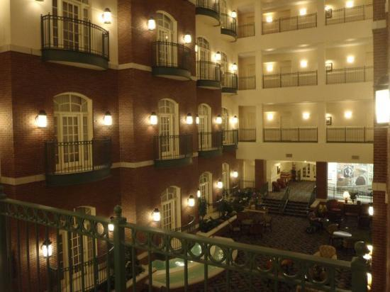 Hotel at Old Town: Hotel foyer