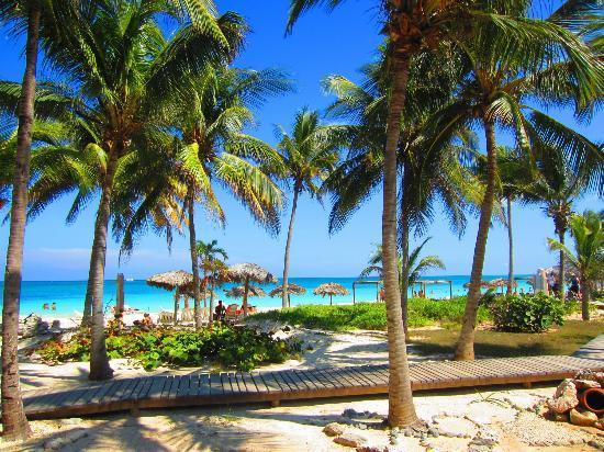 Beach View From Resort Picture Of Sol Cayo Coco Cayo Coco Tripadvisor