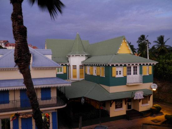 Residence du Village Creole: la villa creole les trois ilets