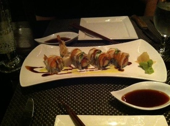 Duo Modern Japanese Cuisine & Hibachi, Saratoga Springs - Menu ...