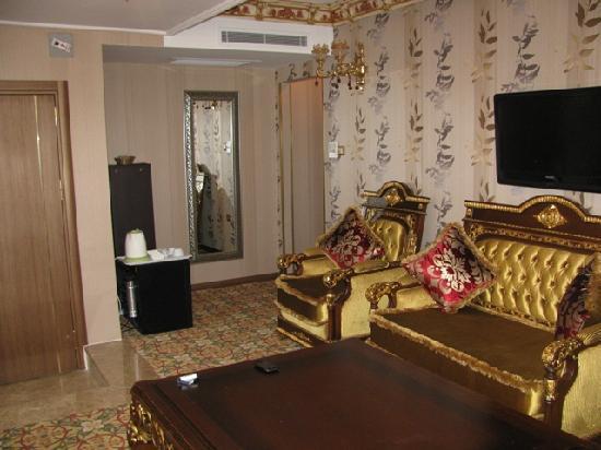 Marmaray Hotel: suit