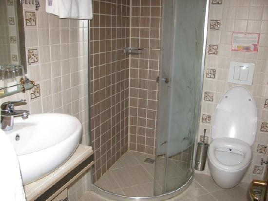 Marmaray Hotel: wc