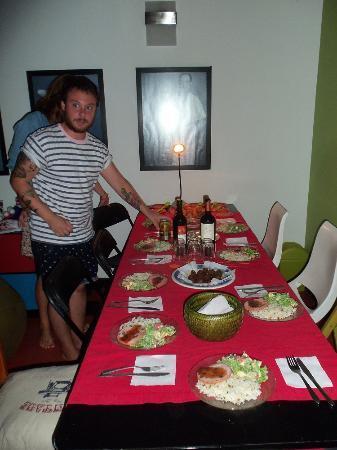 Saman Hostel Medellin照片