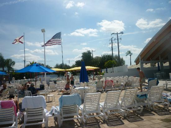Sun N Fun Resort and Campground: pool