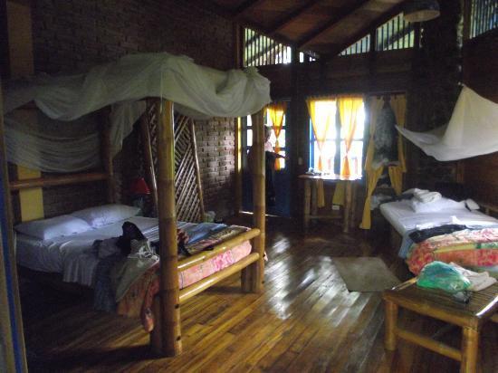 Alandaluz Hosteria y Pueblo Ecologico: Our room
