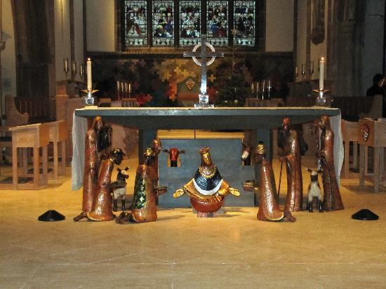 Chelmsford, UK: The Altar