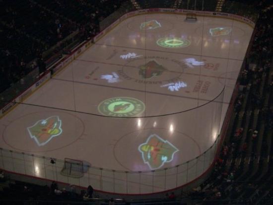 Saint Paul, MN: Pre-game