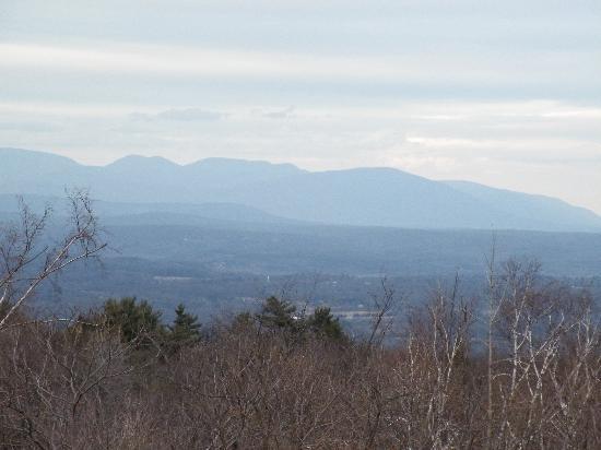 Mohonk Mountain House: View of Shawangunk Mountains