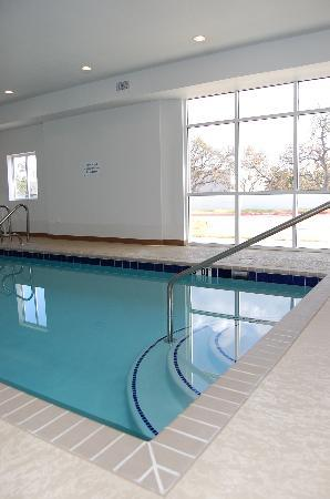 Motel 6 Cedar Park: Indoor pool