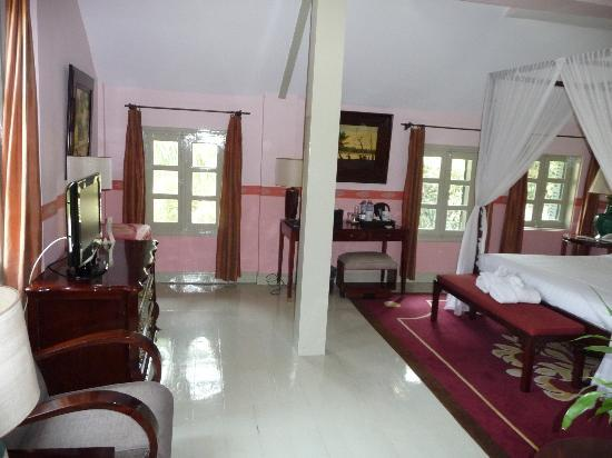 Villa Maly: Deluxe room 1
