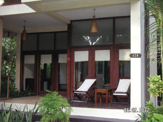 Amata Resort and Spa : Zimmer