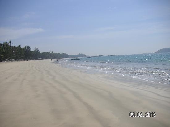 Amata Resort and Spa : Strand