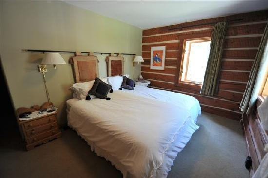 Earl Grey Lodge: Typical Bedroom