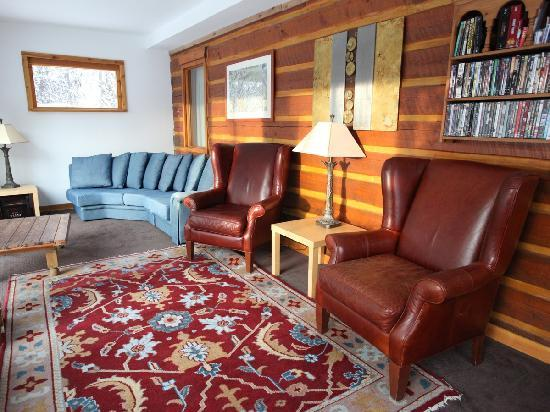 Earl Grey Lodge: Guest Lounge