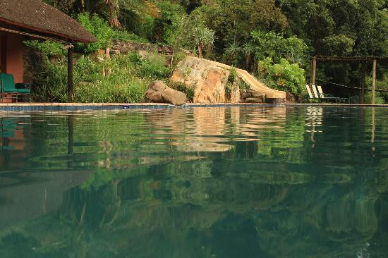 Cavern Drakensberg Resort & Spa: A Pool To Ourselves