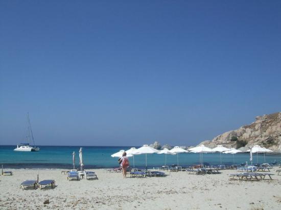 Hotel Villa Adriana: spiaggia vicino hotel