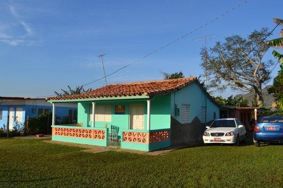 Villa El Habano: Vue exterieure