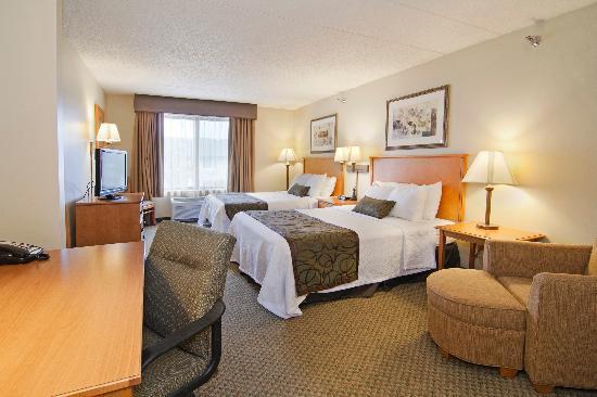 Best Western Plus Coon Rapids North Metro Hotel: Double Queen