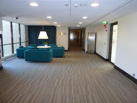 Radisson Blu Hotel, Espoo: One of the lobbies