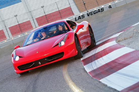 details red world line things do at vegas parked experience car driving to of in class ferrari long canyon exotic activity las cars rock