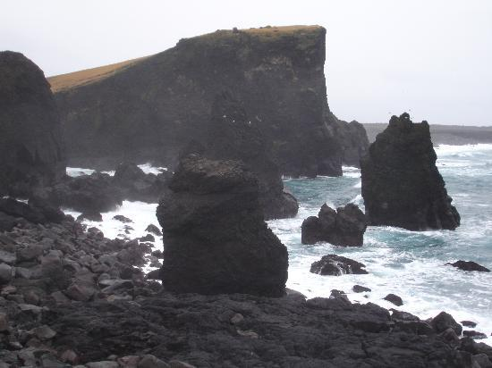 Grindavik, Iceland: Reykjanes peninsula