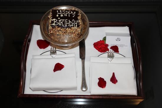Hotel 41: Surprise Birthday Cake