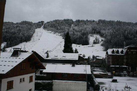 rudechalets - Chalet Joseph : View from our chalet bedroom