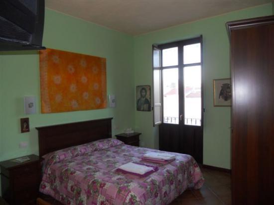 La Borgata: questa è una delle stanze in cui ho soggiornato