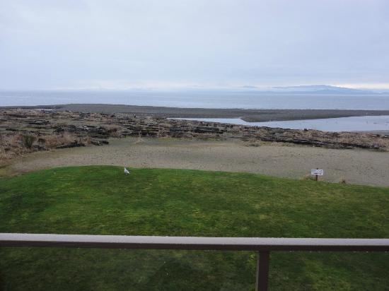 Shorewater Resort: View from the balcony of 206.