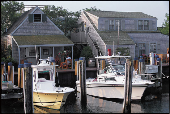 The Cottages at Nantucket Boat Basin: The Cottages at The Boat Basin