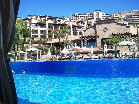 Pueblo Bonito Sunset Beach Golf Spa Resort Pools Are Warm And Clean