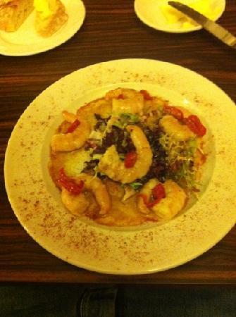 Best Western Kilima Hotel: kp salad