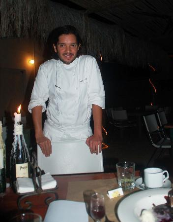 Desertu: Chef Jose