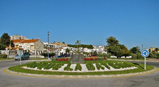 Parque La Batería: Park entrance