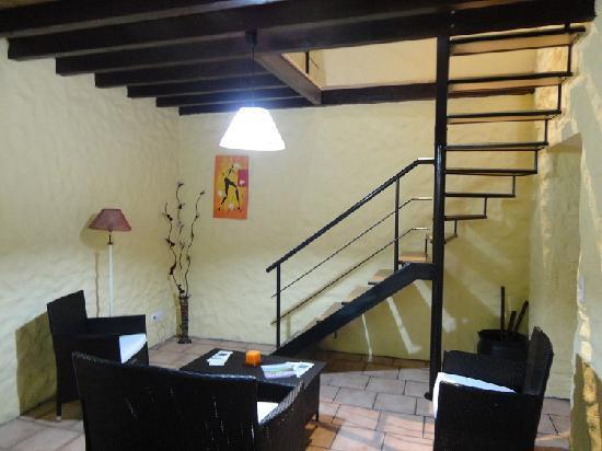 Vila Pilar: Interior casa 1