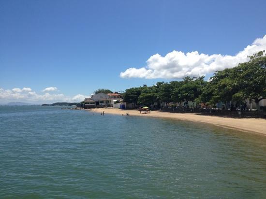 Ribeirao da Ilha: ribeirão da ilha - do restaurante Ostradamus