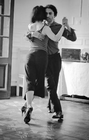 Tango Alejandro Gee: Alejandro y Chizuko