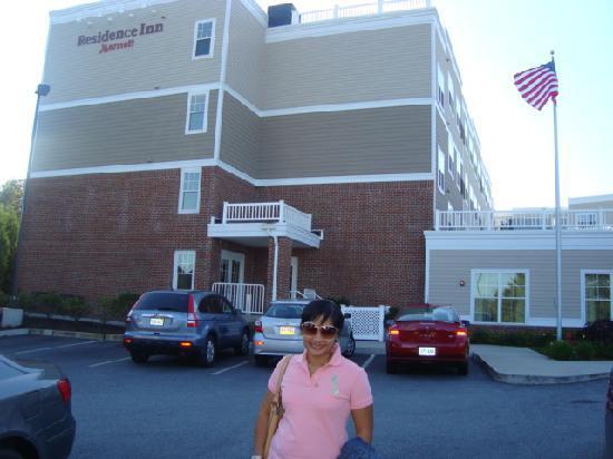 Residence Inn Newport / Middletown: ourside Marriot Inn